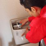 トイレロータンクの水漏れ修理